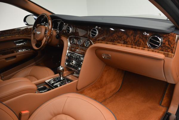 Used 2016 Bentley Mulsanne Speed for sale Sold at Maserati of Greenwich in Greenwich CT 06830 20