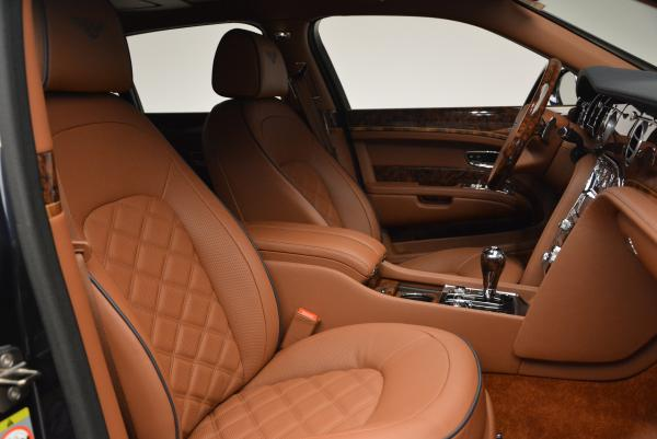 Used 2016 Bentley Mulsanne Speed for sale Sold at Maserati of Greenwich in Greenwich CT 06830 21