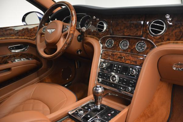 Used 2016 Bentley Mulsanne Speed for sale Sold at Maserati of Greenwich in Greenwich CT 06830 22