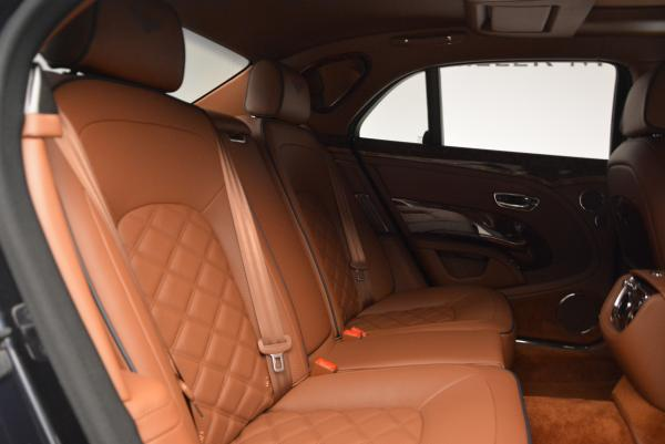 Used 2016 Bentley Mulsanne Speed for sale Sold at Maserati of Greenwich in Greenwich CT 06830 28