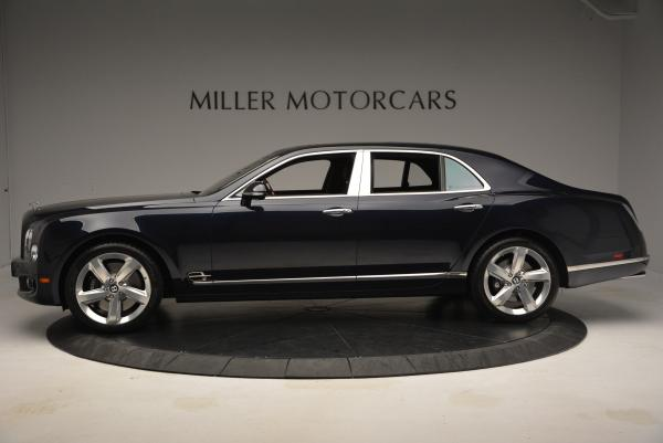 Used 2016 Bentley Mulsanne Speed for sale Sold at Maserati of Greenwich in Greenwich CT 06830 3