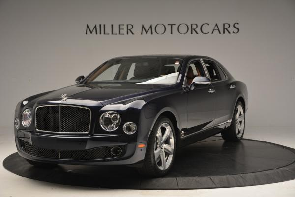 Used 2016 Bentley Mulsanne Speed for sale Sold at Maserati of Greenwich in Greenwich CT 06830 1