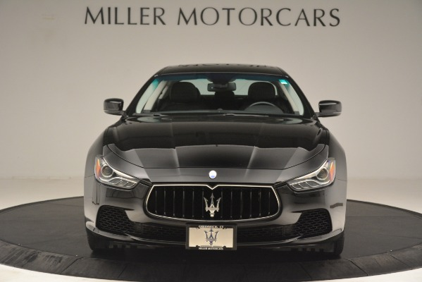 Used 2015 Maserati Ghibli S Q4 for sale Sold at Maserati of Greenwich in Greenwich CT 06830 12