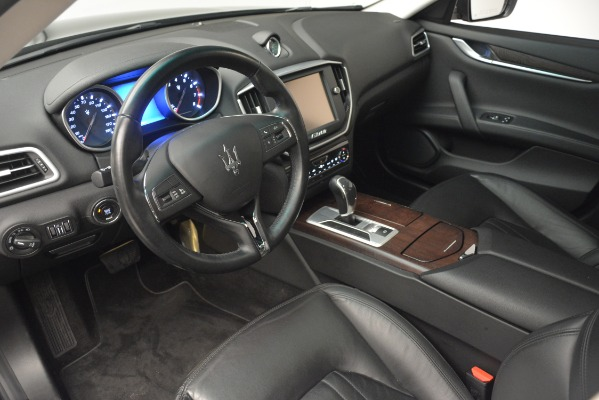 Used 2015 Maserati Ghibli S Q4 for sale Sold at Maserati of Greenwich in Greenwich CT 06830 14