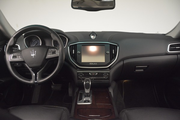 Used 2015 Maserati Ghibli S Q4 for sale Sold at Maserati of Greenwich in Greenwich CT 06830 17