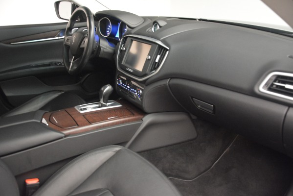 Used 2015 Maserati Ghibli S Q4 for sale Sold at Maserati of Greenwich in Greenwich CT 06830 18