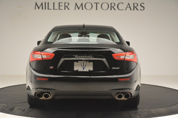 Used 2015 Maserati Ghibli S Q4 for sale Sold at Maserati of Greenwich in Greenwich CT 06830 6