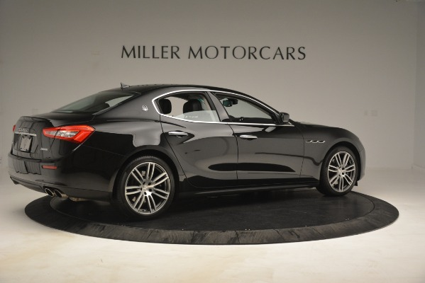 Used 2015 Maserati Ghibli S Q4 for sale Sold at Maserati of Greenwich in Greenwich CT 06830 8