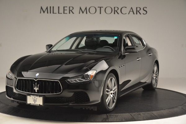 Used 2015 Maserati Ghibli S Q4 for sale Sold at Maserati of Greenwich in Greenwich CT 06830 1