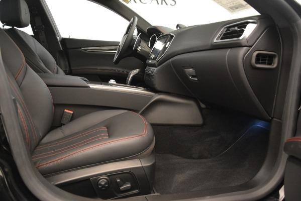 New 2019 Maserati Ghibli S Q4 for sale $59,900 at Maserati of Greenwich in Greenwich CT 06830 23