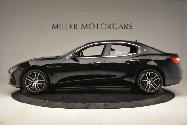 New 2019 Maserati Ghibli S Q4 for sale $59,900 at Maserati of Greenwich in Greenwich CT 06830 3
