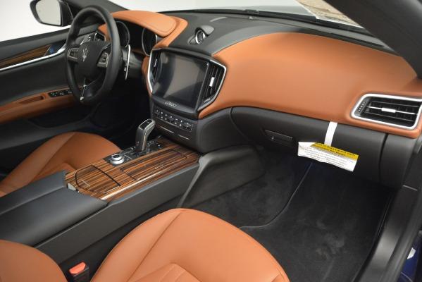 New 2019 Maserati Ghibli S Q4 for sale Sold at Maserati of Greenwich in Greenwich CT 06830 21