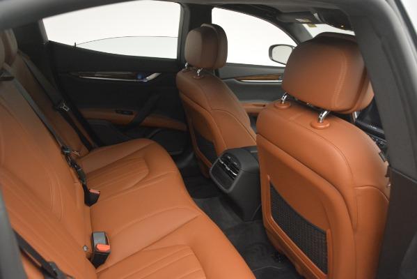 New 2019 Maserati Ghibli S Q4 for sale Sold at Maserati of Greenwich in Greenwich CT 06830 25