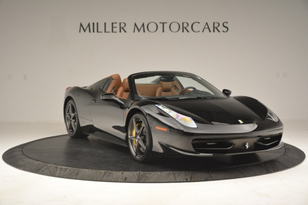 Used 2013 Ferrari 458 Spider for sale $235,900 at Maserati of Greenwich in Greenwich CT 06830 11