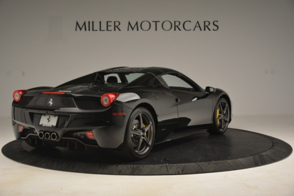 Used 2013 Ferrari 458 Spider for sale $235,900 at Maserati of Greenwich in Greenwich CT 06830 16