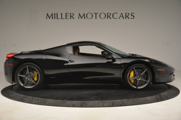 Used 2013 Ferrari 458 Spider for sale $235,900 at Maserati of Greenwich in Greenwich CT 06830 17