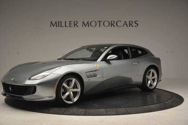 Used 2017 Ferrari GTC4Lusso for sale $219,900 at Maserati of Greenwich in Greenwich CT 06830 2