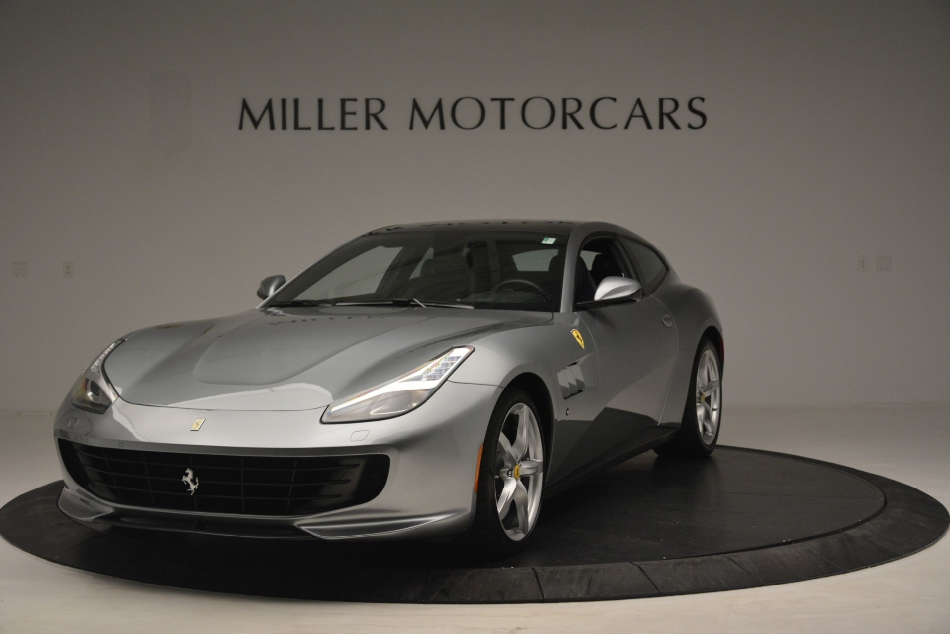 Used 2017 Ferrari GTC4Lusso for sale Call for price at Maserati of Greenwich in Greenwich CT 06830 1
