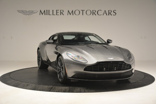 New 2019 Aston Martin DB11 V12 AMR Coupe for sale Sold at Maserati of Greenwich in Greenwich CT 06830 11
