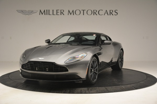 New 2019 Aston Martin DB11 V12 AMR Coupe for sale Sold at Maserati of Greenwich in Greenwich CT 06830 2