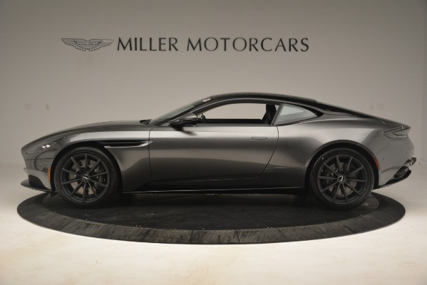 New 2019 Aston Martin DB11 V12 AMR Coupe for sale Sold at Maserati of Greenwich in Greenwich CT 06830 3