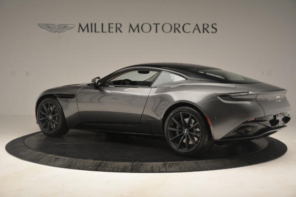 New 2019 Aston Martin DB11 V12 AMR Coupe for sale Sold at Maserati of Greenwich in Greenwich CT 06830 4