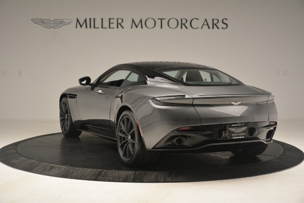 New 2019 Aston Martin DB11 V12 AMR Coupe for sale Sold at Maserati of Greenwich in Greenwich CT 06830 5