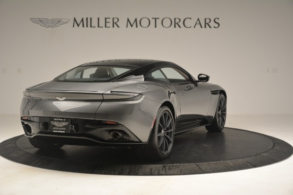 New 2019 Aston Martin DB11 V12 AMR Coupe for sale Sold at Maserati of Greenwich in Greenwich CT 06830 7
