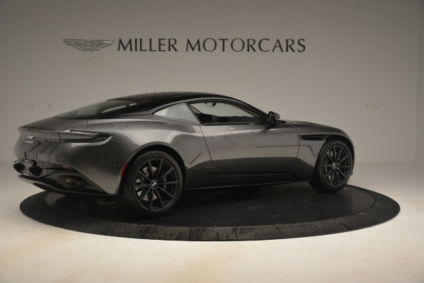 New 2019 Aston Martin DB11 V12 AMR Coupe for sale Sold at Maserati of Greenwich in Greenwich CT 06830 8