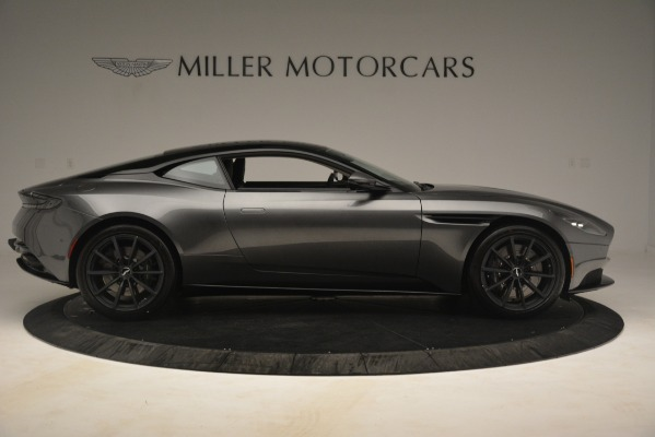 New 2019 Aston Martin DB11 V12 AMR Coupe for sale Sold at Maserati of Greenwich in Greenwich CT 06830 9
