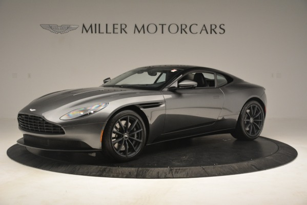 New 2019 Aston Martin DB11 V12 AMR Coupe for sale Sold at Maserati of Greenwich in Greenwich CT 06830 1