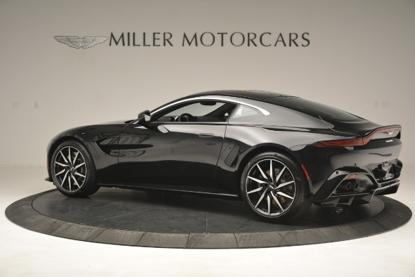 New 2019 Aston Martin Vantage Coupe for sale Sold at Maserati of Greenwich in Greenwich CT 06830 4