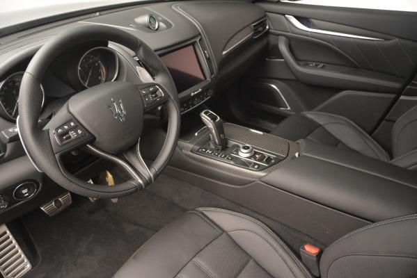 New 2019 Maserati Levante S Q4 GranSport for sale Sold at Maserati of Greenwich in Greenwich CT 06830 13