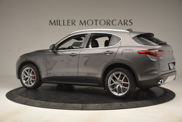 New 2019 Alfa Romeo Stelvio Ti Lusso Q4 for sale Sold at Maserati of Greenwich in Greenwich CT 06830 4