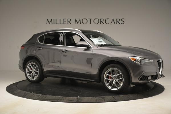 New 2019 Alfa Romeo Stelvio Ti Lusso Q4 for sale $54,390 at Maserati of Greenwich in Greenwich CT 06830 10