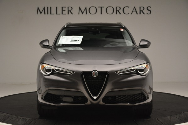 New 2019 Alfa Romeo Stelvio Ti Lusso Q4 for sale $54,390 at Maserati of Greenwich in Greenwich CT 06830 12