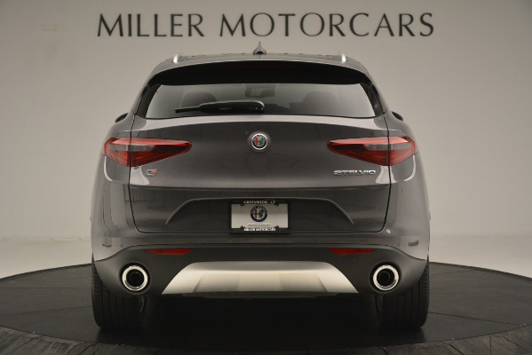 New 2019 Alfa Romeo Stelvio Ti Lusso Q4 for sale $54,390 at Maserati of Greenwich in Greenwich CT 06830 6