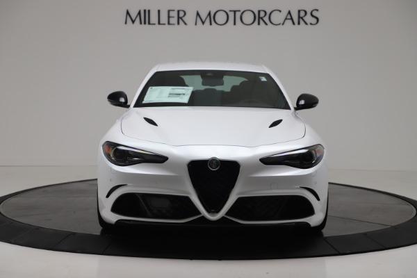 New 2019 Alfa Romeo Giulia Quadrifoglio for sale Sold at Maserati of Greenwich in Greenwich CT 06830 12