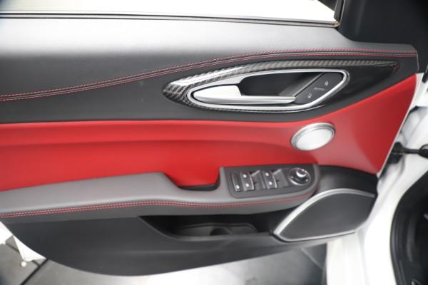 New 2019 Alfa Romeo Giulia Quadrifoglio for sale Sold at Maserati of Greenwich in Greenwich CT 06830 17