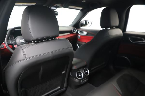 New 2019 Alfa Romeo Giulia Quadrifoglio for sale Sold at Maserati of Greenwich in Greenwich CT 06830 20