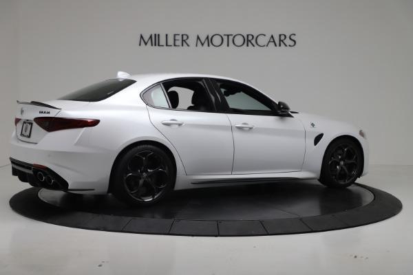 New 2019 Alfa Romeo Giulia Quadrifoglio for sale Sold at Maserati of Greenwich in Greenwich CT 06830 8