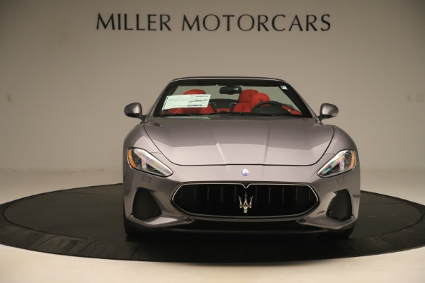 New 2018 Maserati GranTurismo Sport Convertible for sale $159,740 at Maserati of Greenwich in Greenwich CT 06830 12