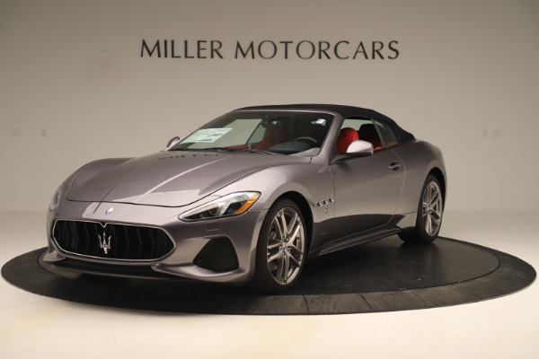 New 2018 Maserati GranTurismo Sport Convertible for sale $159,740 at Maserati of Greenwich in Greenwich CT 06830 13
