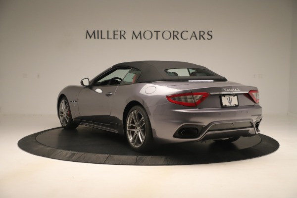 New 2018 Maserati GranTurismo Sport Convertible for sale $159,740 at Maserati of Greenwich in Greenwich CT 06830 15