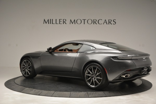 New 2019 Aston Martin DB11 V8 for sale Sold at Maserati of Greenwich in Greenwich CT 06830 4