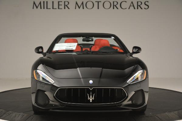 New 2018 Maserati GranTurismo Sport Convertible for sale Sold at Maserati of Greenwich in Greenwich CT 06830 23