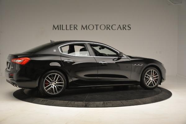 New 2019 Maserati Ghibli S Q4 for sale Sold at Maserati of Greenwich in Greenwich CT 06830 8