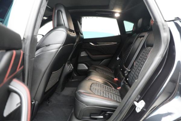 New 2019 Maserati Levante GTS for sale $134,005 at Maserati of Greenwich in Greenwich CT 06830 16