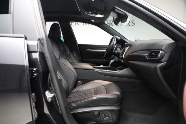 New 2019 Maserati Levante GTS for sale $134,005 at Maserati of Greenwich in Greenwich CT 06830 18