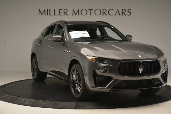 New 2019 Maserati Levante S Q4 GranSport for sale $103,440 at Maserati of Greenwich in Greenwich CT 06830 11